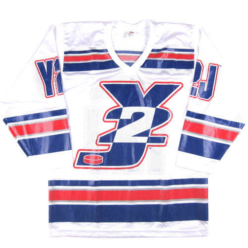 Vintage Y2J Chris Jericho Hockey Jersey