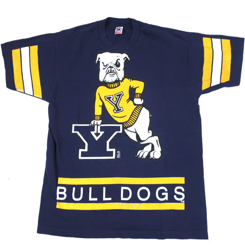 Vintage YALE Bulldogs T-Shirt