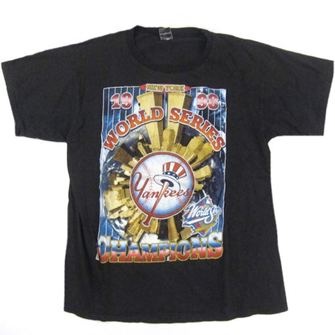 Vintage New York Yankees 1998 Champs T-shirt