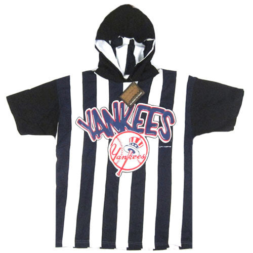 Vintage New York Yankees Hooded T-shirt
