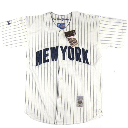 Vintage New York Yankees Starter Jersey NWT