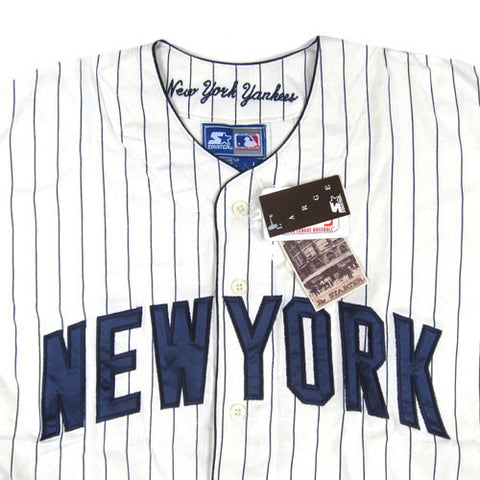 pretty nice 9f8d1 d039c Vintage New York Yankees Starter Jersey NWT – For All To Envy