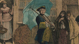 Who Invented The Rain Umbrella?