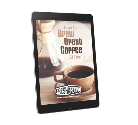 Brew Great Coffee at Home eBook