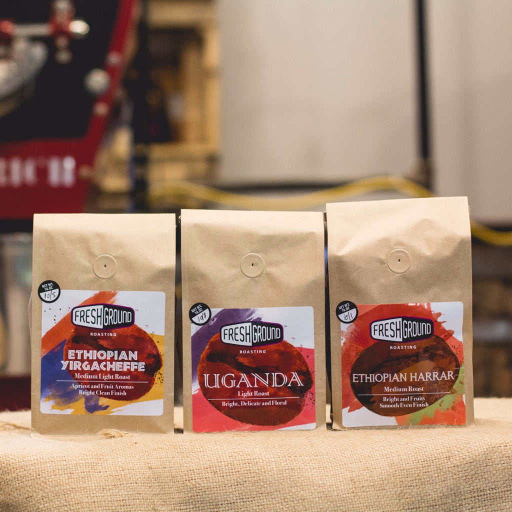 FreshGround Roasting ReFills Coffee Subscription