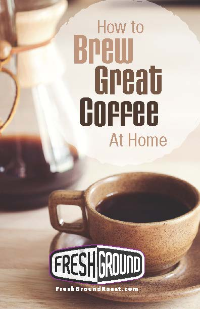 How To Brew Great Coffee at Home Book