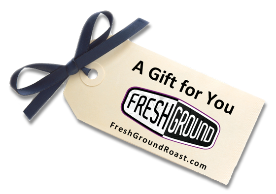FreshGround Roasting FreshGround Roast eGift Card - 1