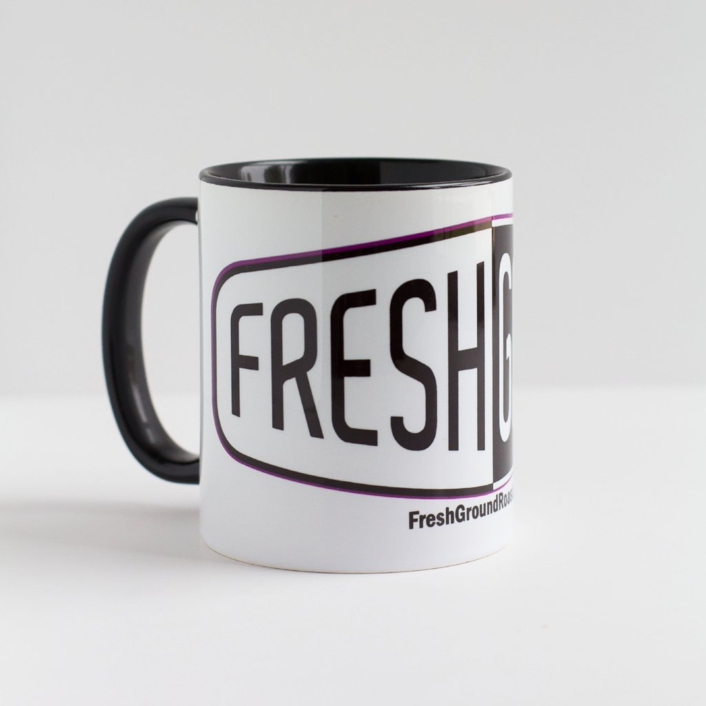 FreshGround Logo Coffee Mug
