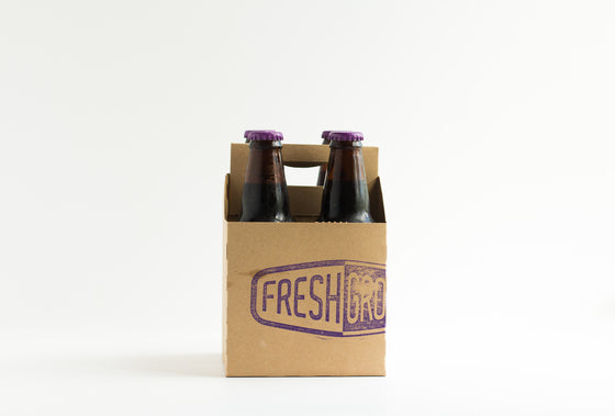 Black Ice Brew Cold Brew Bottles
