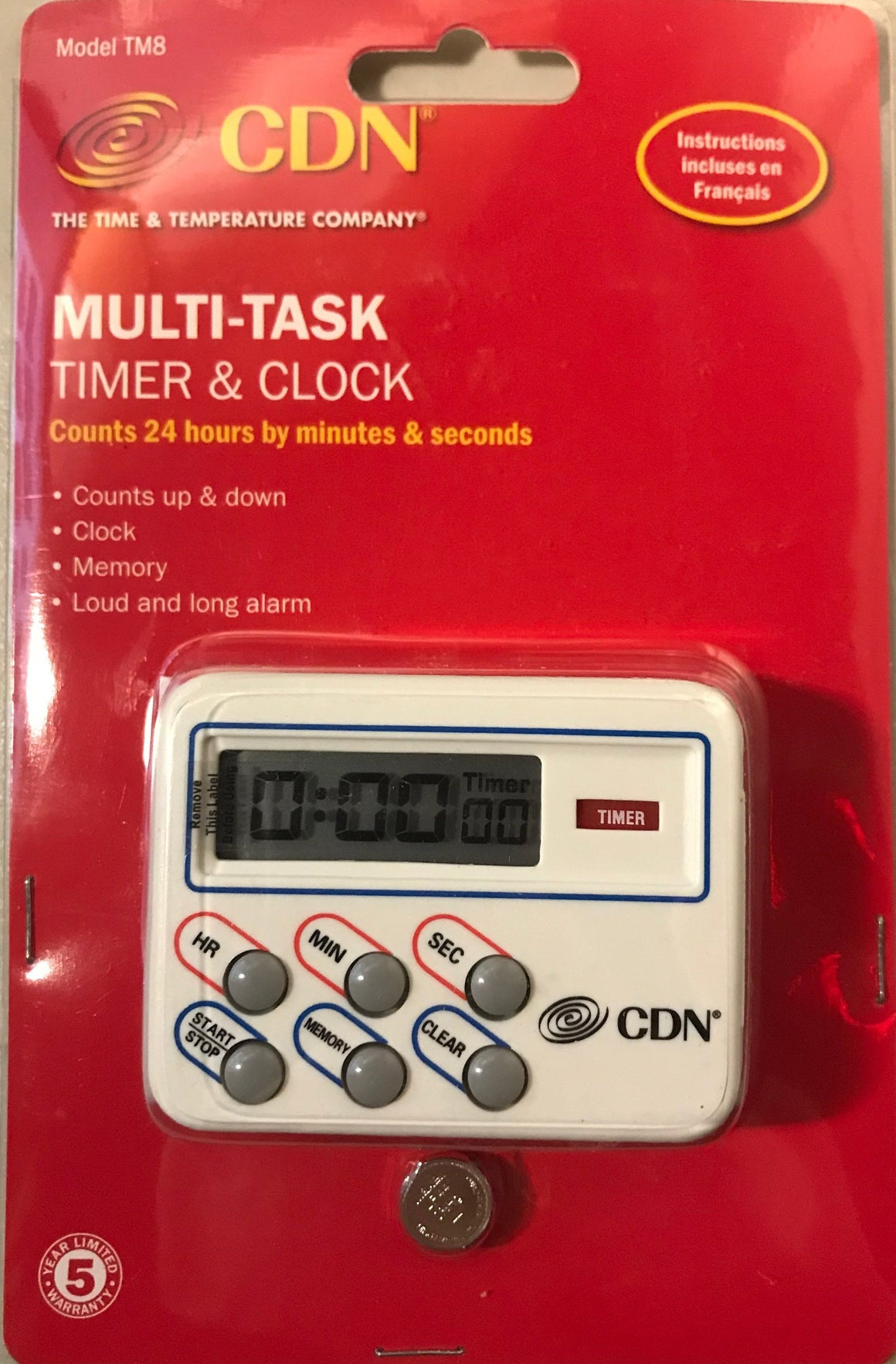 Digital Shot Timer