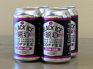 Black Ice Brew Cans
