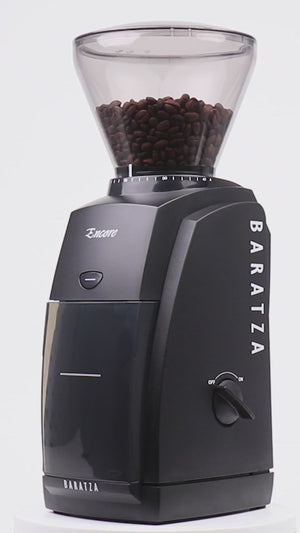 Baratza Encore overview video
