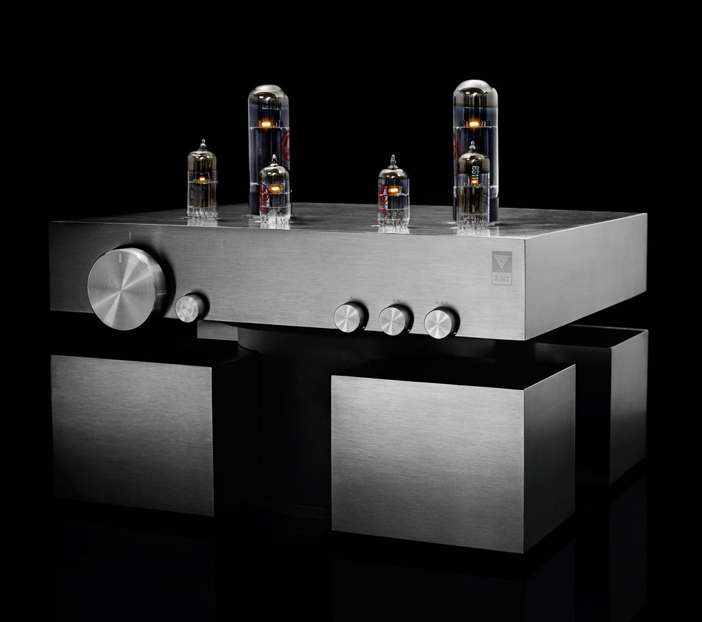 G LAB BLOCK - Integrated Tube Amplifier - DEMO