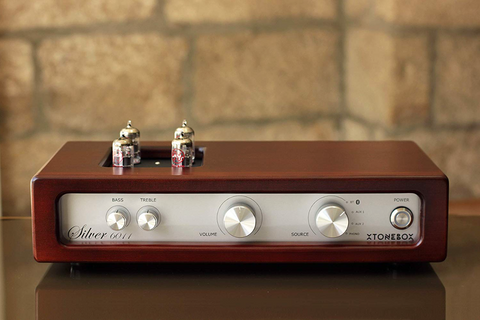 Xtonebox Silver 6011 Integrated Tube Amplifier