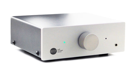 WRS MX and MXBL - Integrated Amplifier with USB DAC