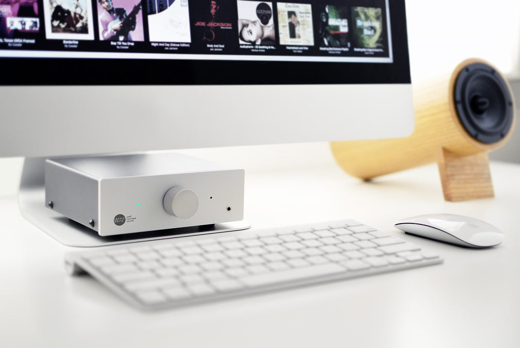 WRS MX - Integrated Amplifier with USB DAC