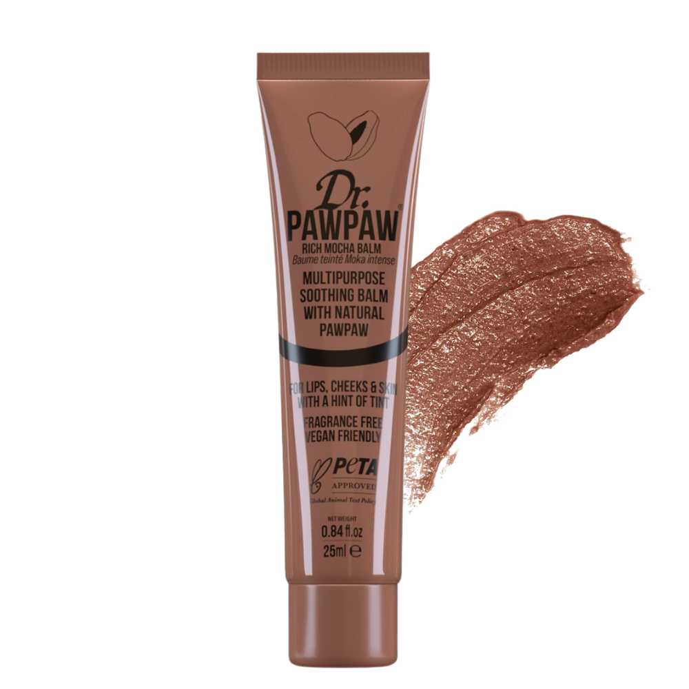 Tinted Rich Mocha Balm 25ml
