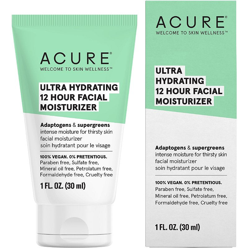 Ultra Hydrating 12 Hour Facial Moisturizer