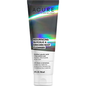 Resurfacing Glycolic & Unicorn Root Cleanser