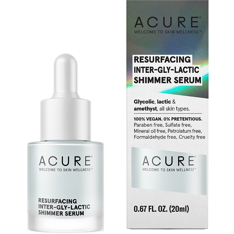 Resurfacing Inter-Gly-Lactic Shimmer Serum
