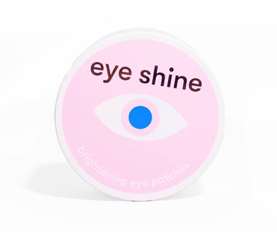 Eye Shine Hydrogel Patches 60 piezas