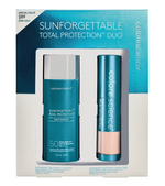 Total Protection Duo Kit: Face Shield + Brush-on Shield