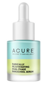 Radically Rejuvenating Dual Phase Bakuchiol Serum