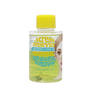 Stress Relieving Micellar Lip and Eye Remover 100ml