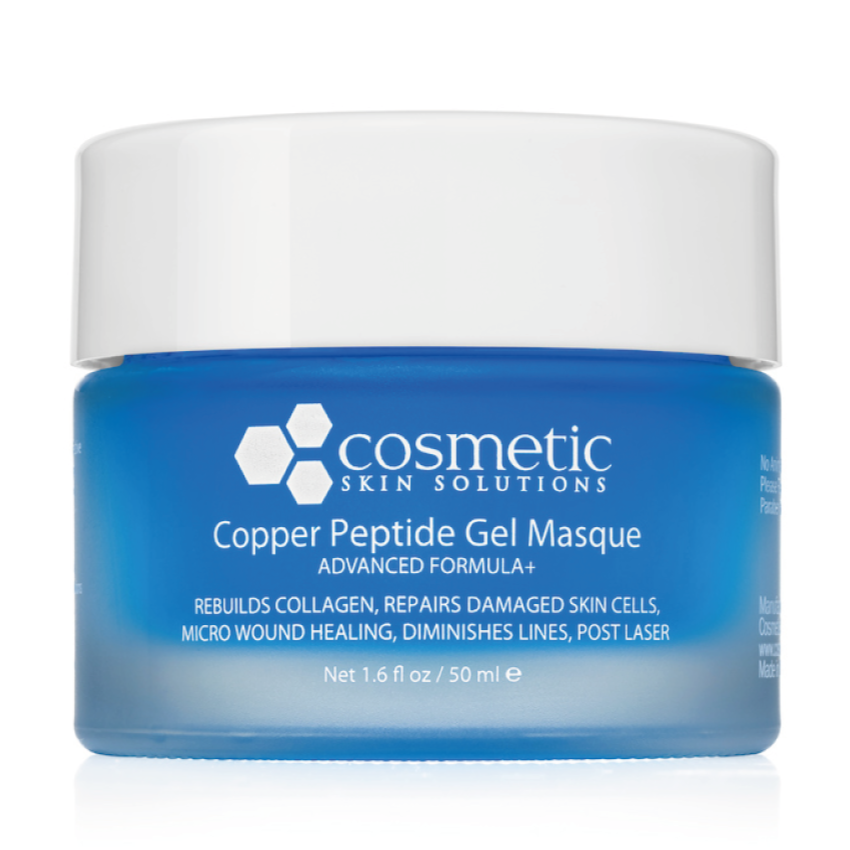 Copper Peptide Gel