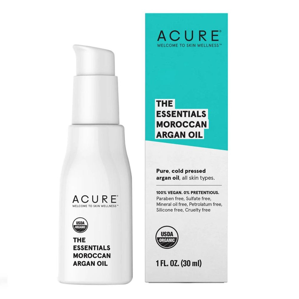 The Essentials Argan Oil