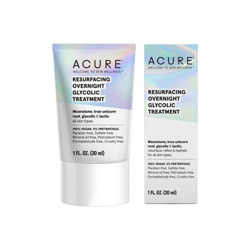 Resurfacing Overnight Glycolic Treatment