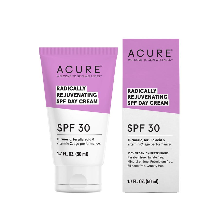 Radically Rejuvenating SPF 30 Day Cream Hidratante Semi-matte