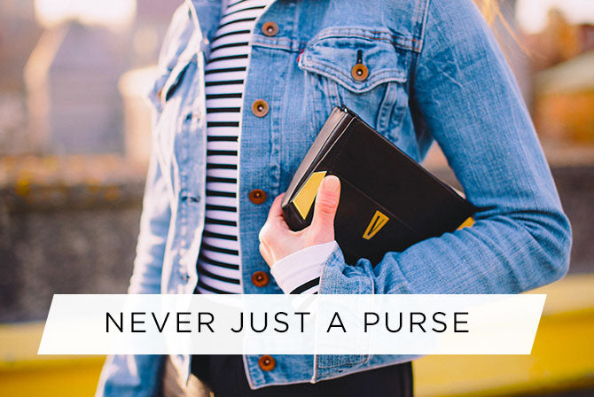 Never Just A Purse