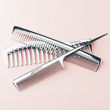 Balmain Limited Edition Silver Tail Comb