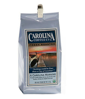 Coffee- A Carolina Morning