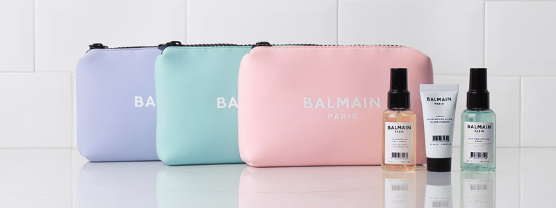 Load image into Gallery viewer, Balmain Cosmetic Bag