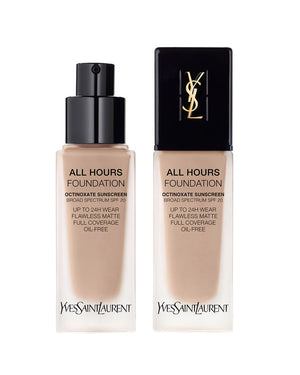 All Hours Full Coverage Matte Foundation