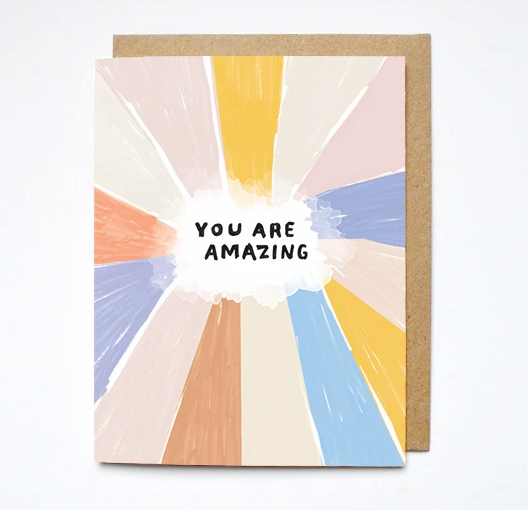 Card- You are Amazing