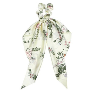 Load image into Gallery viewer, Scrunchie-Floral