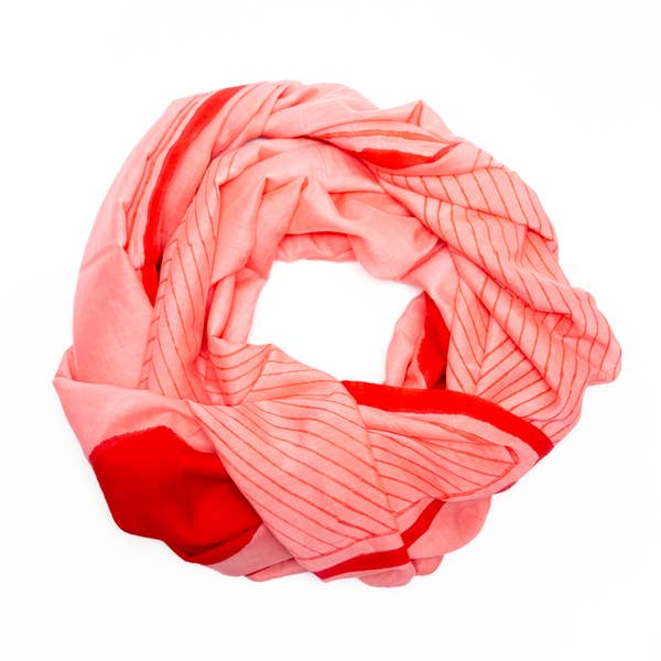 Load image into Gallery viewer, Scarf-Rosa