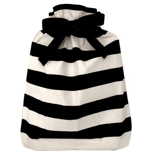 Striped Gift Bag-large