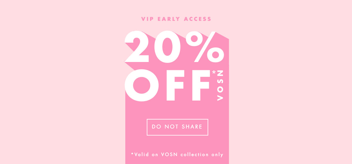 VOSN Early VIP Access