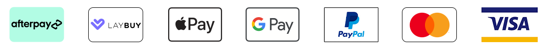 Accepted Payment Plaform Icons NZ