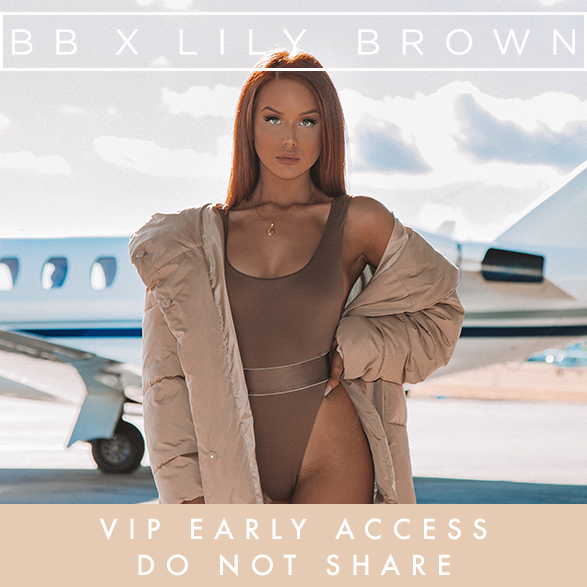BB x LILY BROWN Early VIP Access