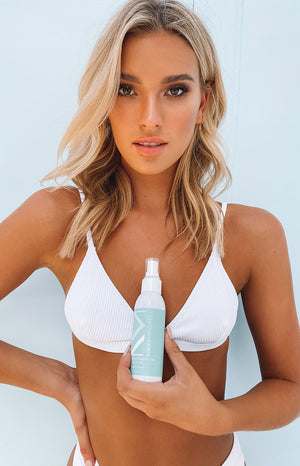 Nikki Mitchell Cucumber Hydration Tan Face Water