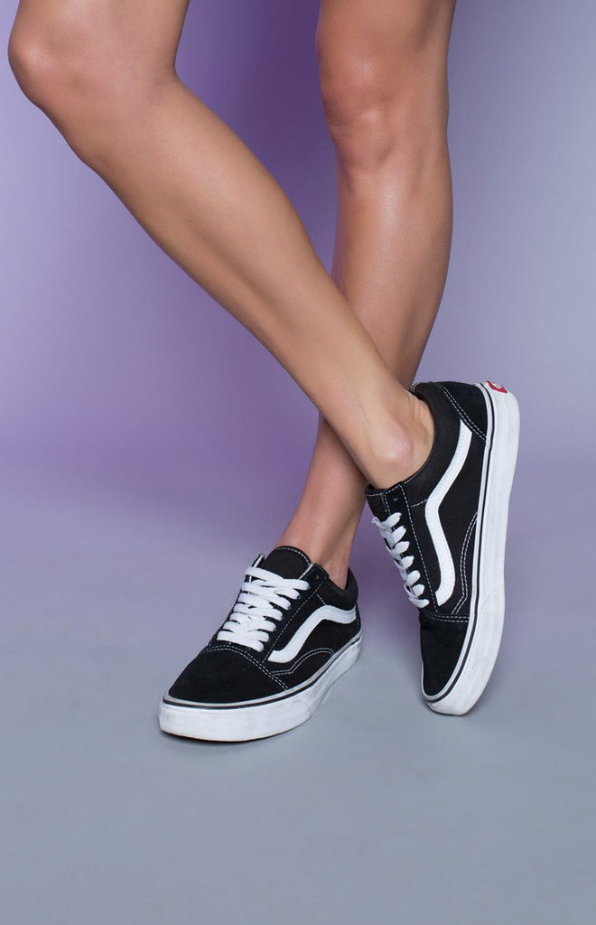 Vans Old Skool Sneaker Black