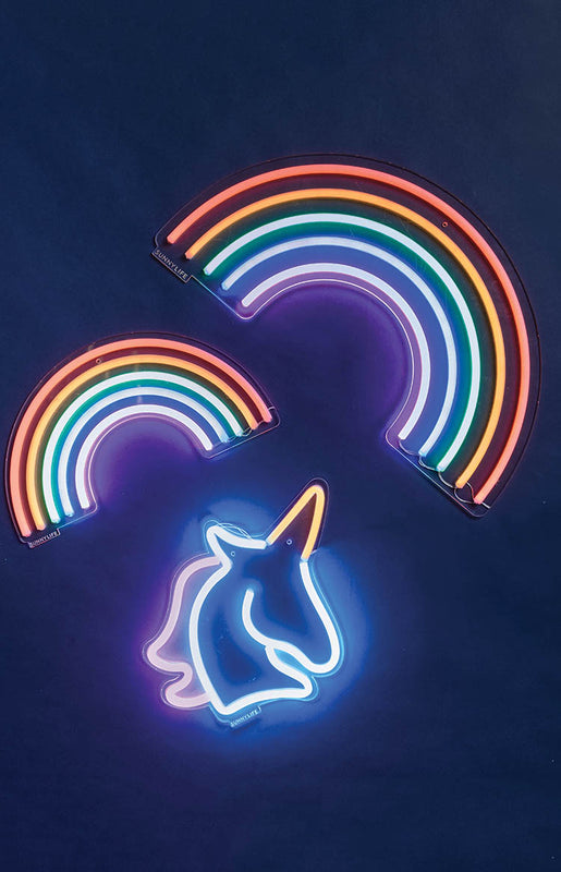 Sunnylife Rainbow Neon LED Wall Light