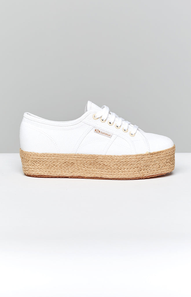 Superga 2790 COTU Rope Canvas Sneaker 10