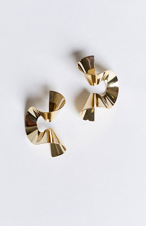 8 Other Reasons Joppie Earrings Gold