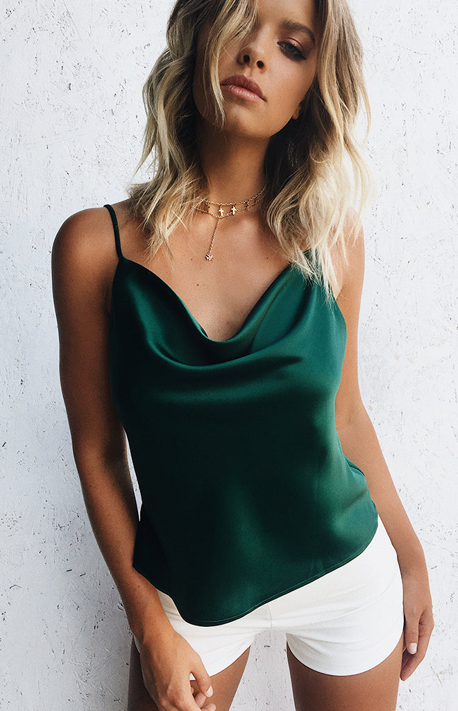 Pippy Cami Emerald